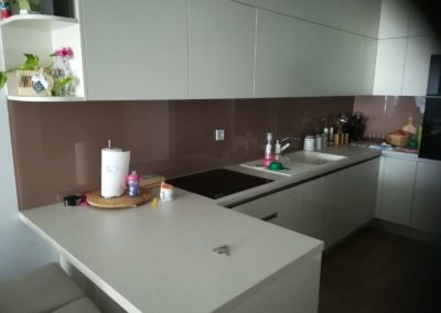 Obloge zida u kuhinji